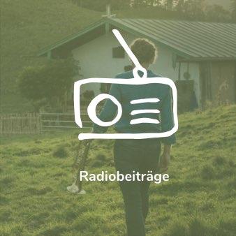 Martina Fischer Alm Über mich Radiobeiträge
